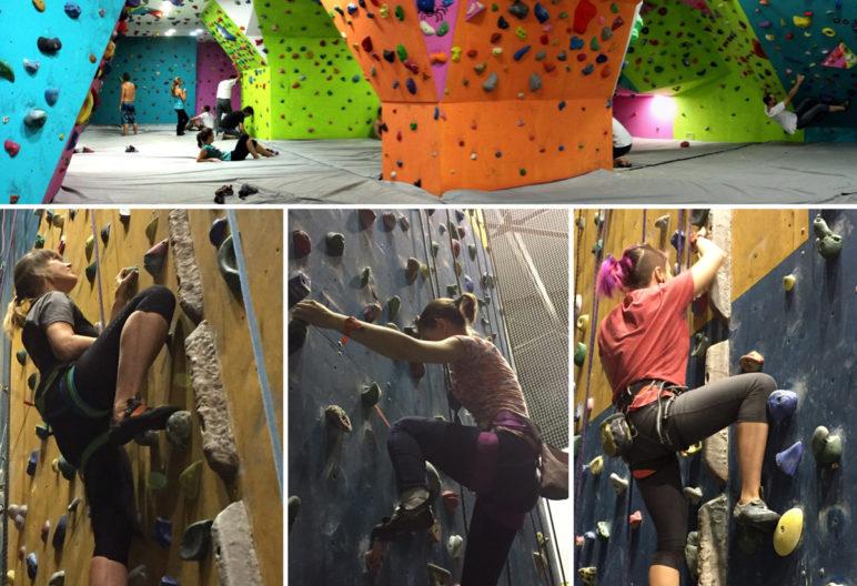 Клуб скалолазания proClimb. Тренировки по скалолазанию, занятия с тренером.