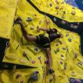 Ученики Клуба скалолазания proСlimb на соревнованиях по скалолазанию