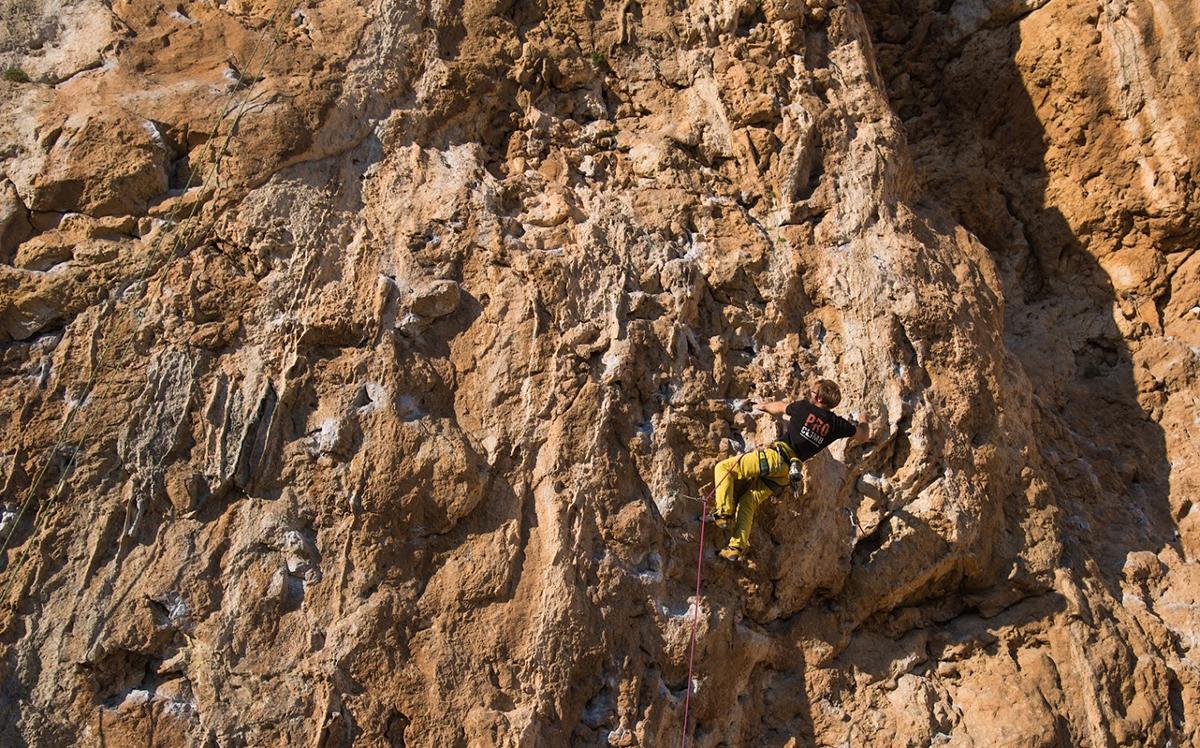 Выездная школа скалолазания. Скалолазание в Испании с Клубом скалолазания proClimb